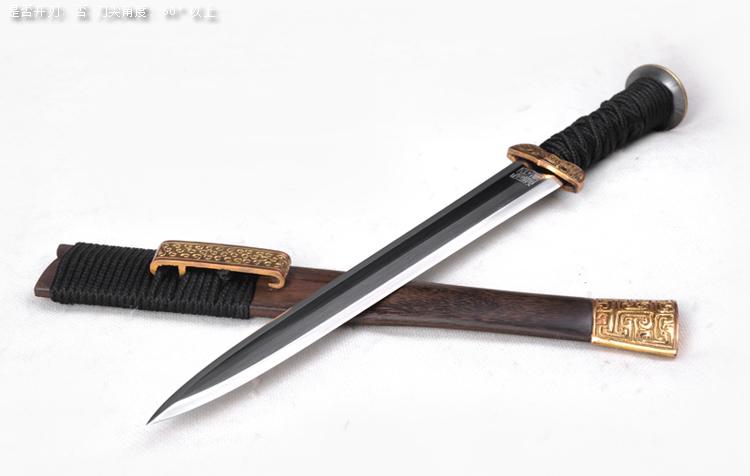 周正武说刀剑:龙泉宝剑,究竟始于何时?