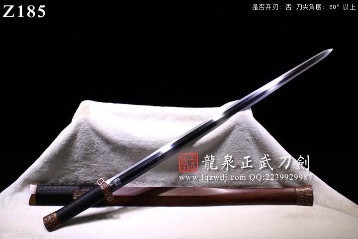 手锻超级光复级手工装蚁木鞘龙渊剑